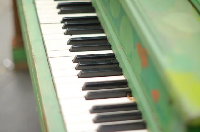 発達障害のピアノ教室で今後の遠隔医療の可能性の予想を語り合った